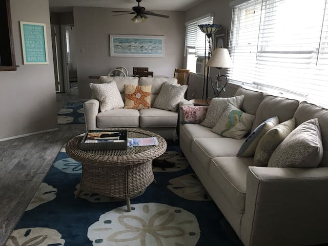 Awesome 2BR Beach Condo- 2nd Floor
