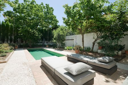 Just charming, peaceful & secluded - Granada - Wohnung