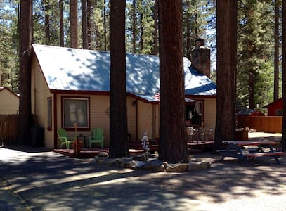 Great location in South Lake Tahoe! - South Lake Tahoe - Chalet