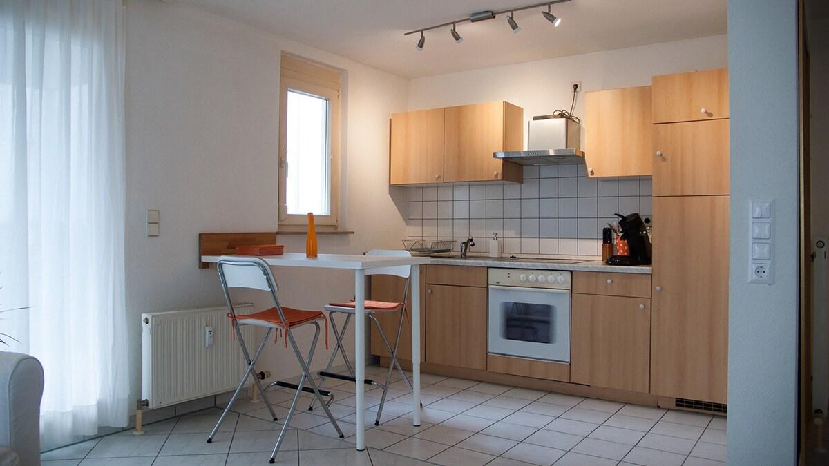 Gemütliche Wohnung Mit Terrasse   Apartamentos Para Alugar Em  Bietigheim Bissingen, Baden Wurttemberg, Alemanha