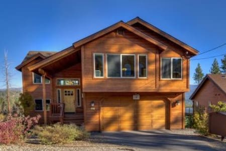 Brand New Home with Views - South Lake Tahoe - House