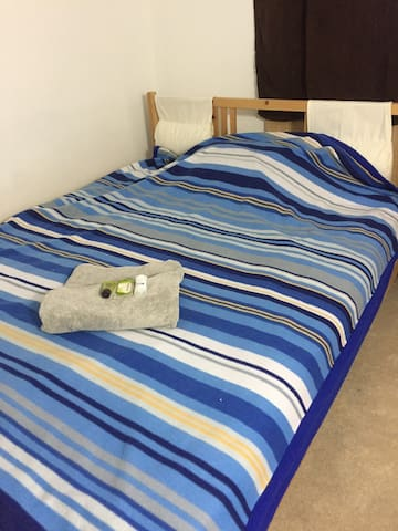 Economy private bedroom for backpack travler