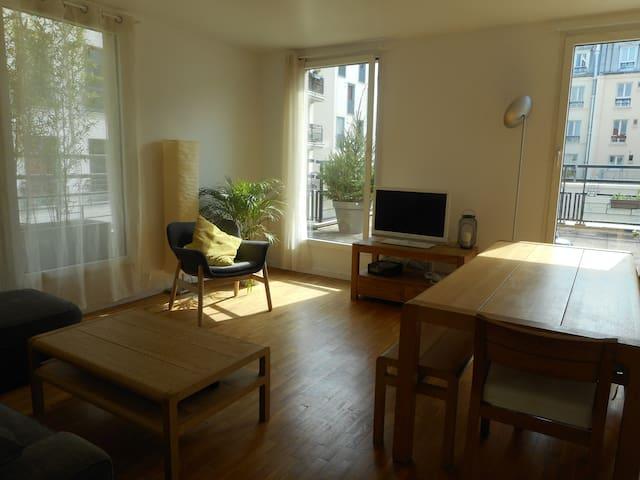Canal Saint Martin - Paris - Apartamento