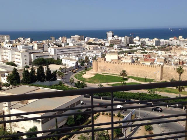 The Panorama - Sousse - Apartamento