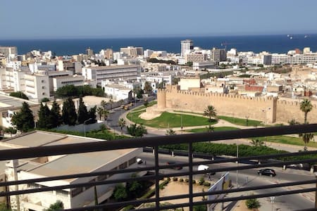 The Panorama - Sousse - Daire