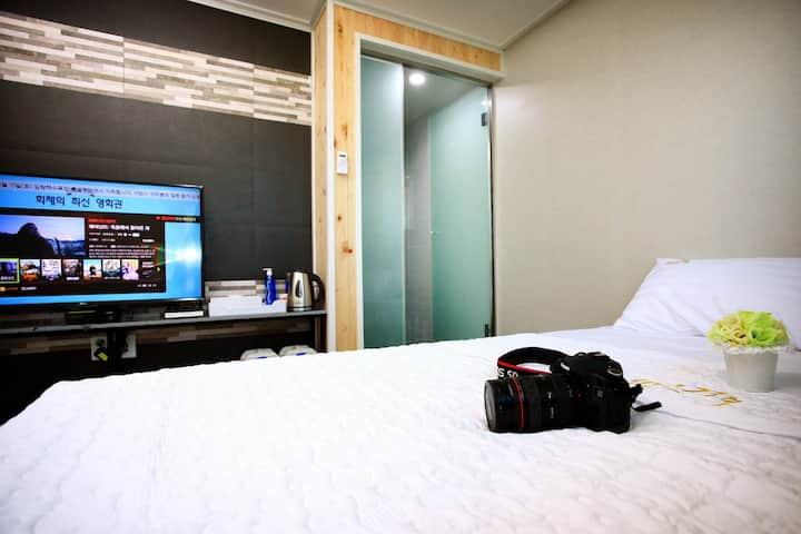 Inn Gyeongju Guesthotel(Double Room B&C Type 2)