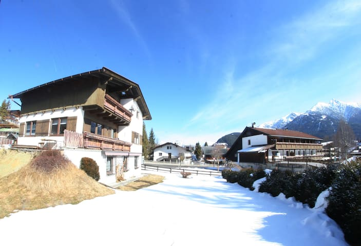 Seefeld Family Friendly Design Chalet(View+Garden)