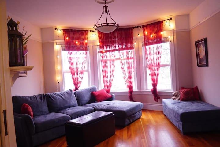 Beautiful 2 Bedroom - Victorian - Portland - Leilighet