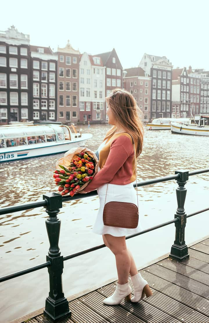 Amsterdam Tour about curiosities!