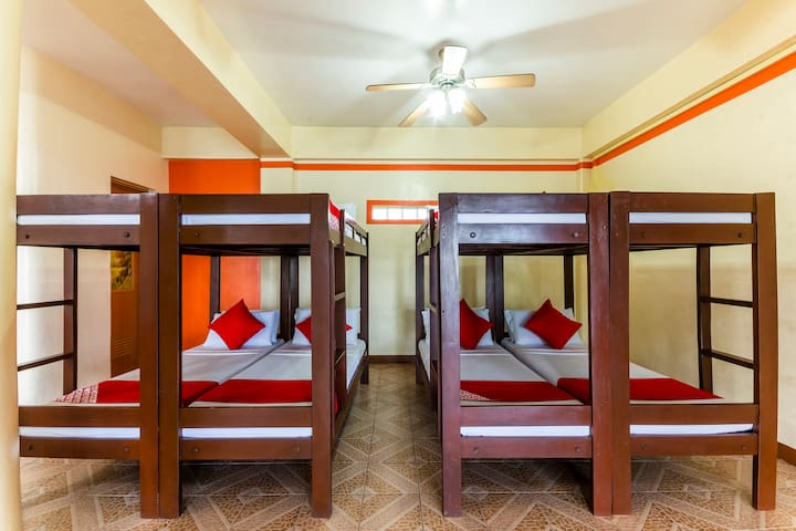 Standard Bunk 8 Bed Stay@Dakong Bato Beach Resort