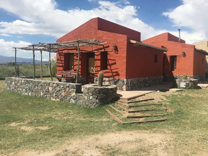 Ranchos en  Payogasta - Cachi - Salta - Ruta 40