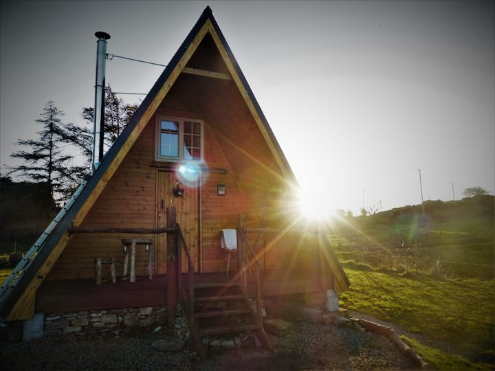 Tom Crean's Eco Cabin on the Wild Atlantic Way
