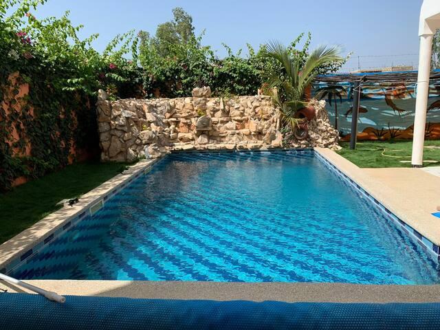 Villa Mirad'Or Saly 4 chambres climatisées