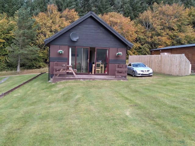 Cromdale View Lodge