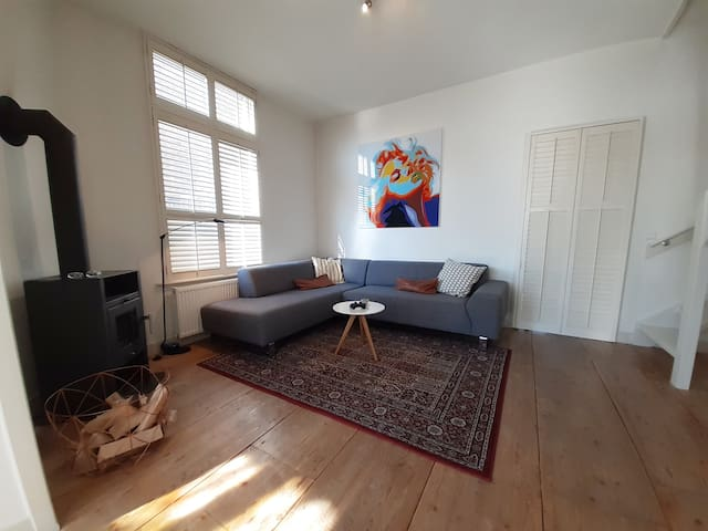 Charming house for two (30 min from Amsterdam)
