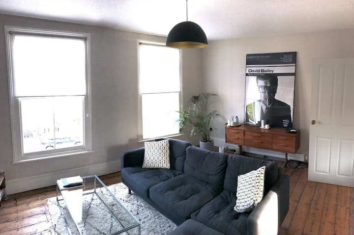 Sunny flat in Victoria Park 3-6 months stay