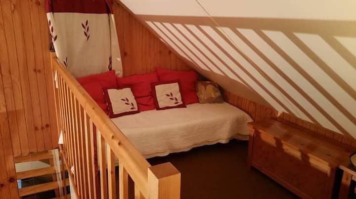 Maison familiale individuelle à Alpes maritimes