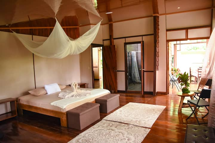 Jungle House Lodge Chilamate Rainforest Sarapiqui
