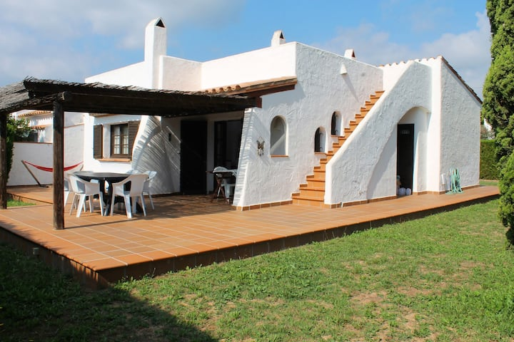 villa d'été confortable