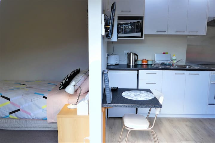 Solo Studio with Kitchen (1 person only)