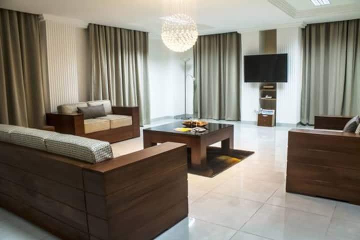 Chambre de luxe, Residence Maryka II
