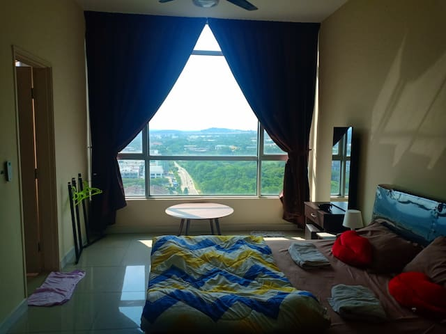 (no cleanning fee )N HOME@ Greenfield Regency