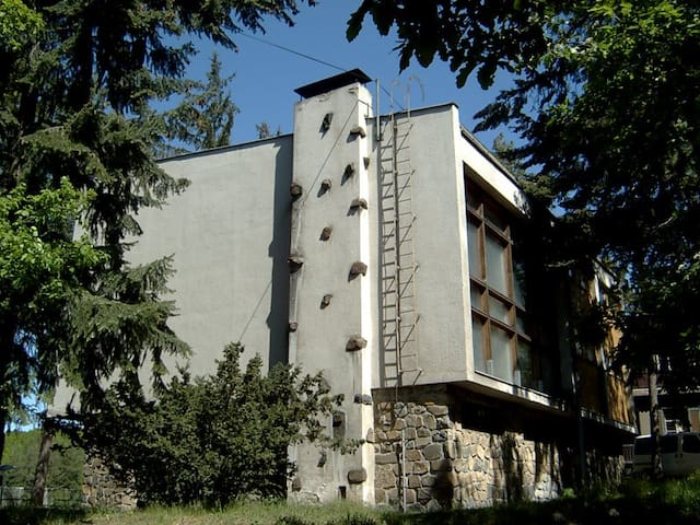 Spacious rooms in the woods, within Brno district - Brno - Talo
