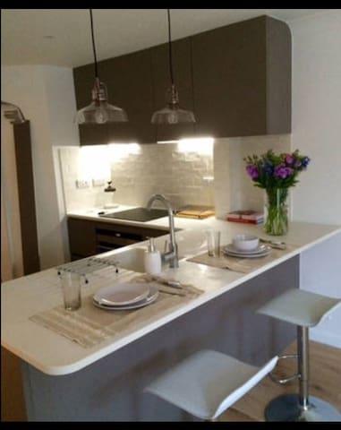 luxurious brighton marina apartment with parking - Brighton - Lejlighed