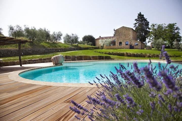 Villa Belvedere - Poggibonsi - Villa