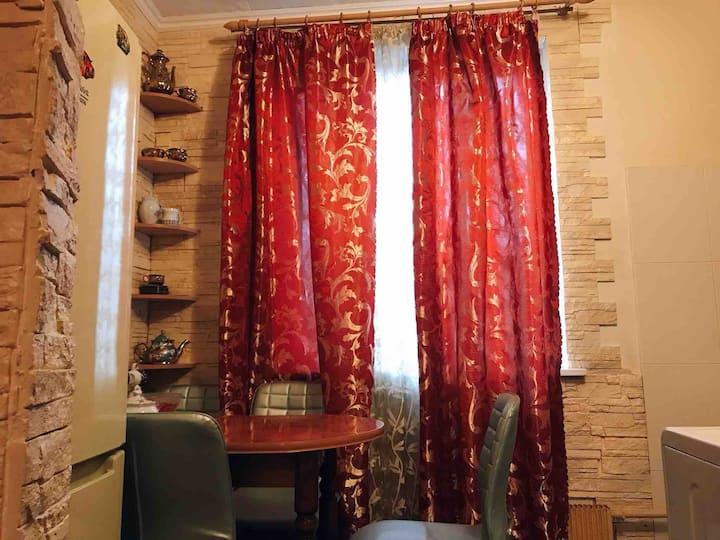 Nice apartment for living .Комфортная квартира.