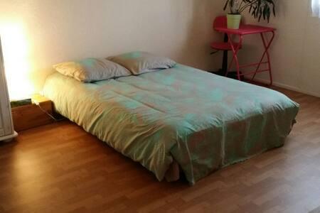 Votre Chambre ds Appart +Petit Déj - Annecy - Appartement