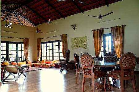 Secluded Homestay in the hills close to mumbai - Bhalgul