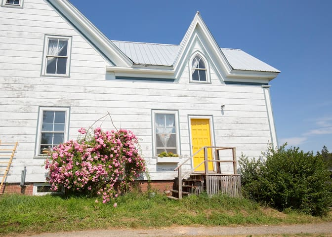 Wyndelin Farmhouse Guest Apartment - Moschelle