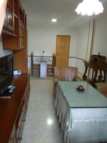 Piso en 2 línea de playa - Sanlúcar de Barrameda - Appartement