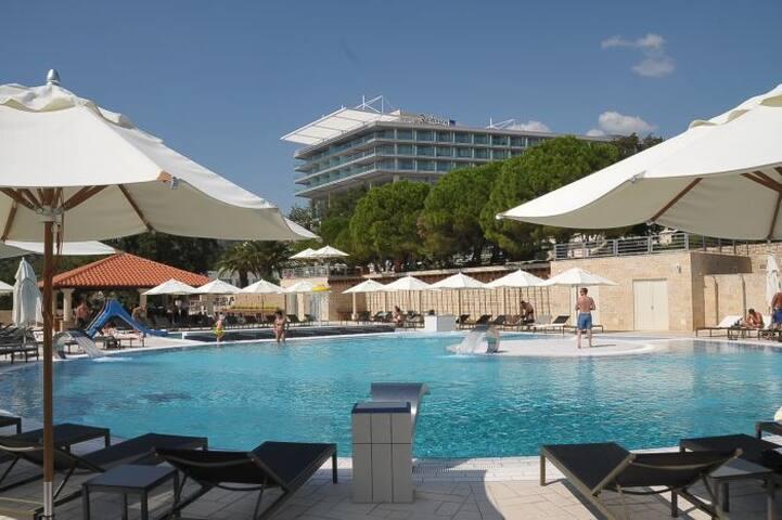 Dubrovački Vrtovi Sunca Double Room - Dubrovnik - Bed & Breakfast