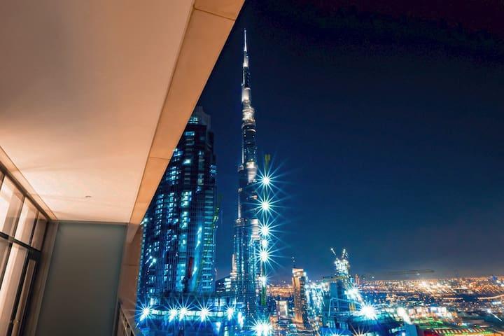 Luxurious NEW 3BR Apt-Burj Khalifa views*3602