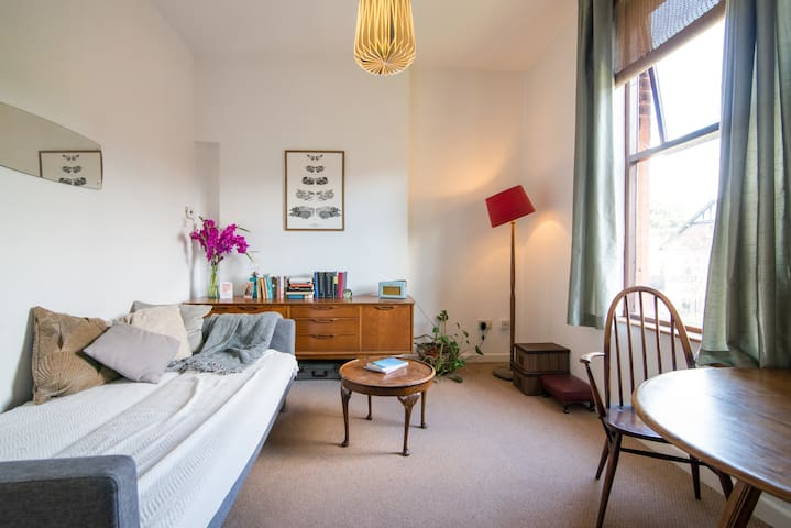 Bright, airy flat in West Didsbury - Manchester - Apartmen
