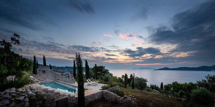 Oasis on the Dalmatian Coast