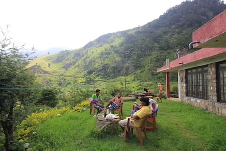 Misty Mountain Lodge, Ohiya (Trekking Lodge) - Ohiya