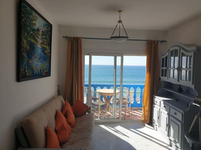 Full equiped beautifull appart, best sea view ! :)