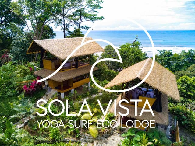 SOLA VISTA - CASA SOL 360° Ocean & Jungle View!