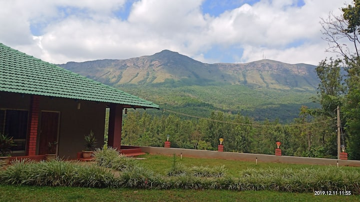 Homestay opposite to hill station ( 4 Bedded)