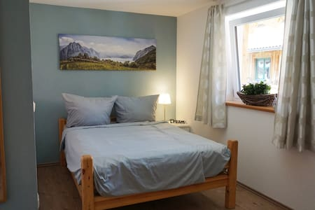 Gemütliches Gästezimmer in Reichersbeuern/Reintal