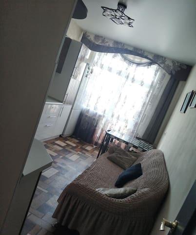 Уютная квартирка КАК ДОМА