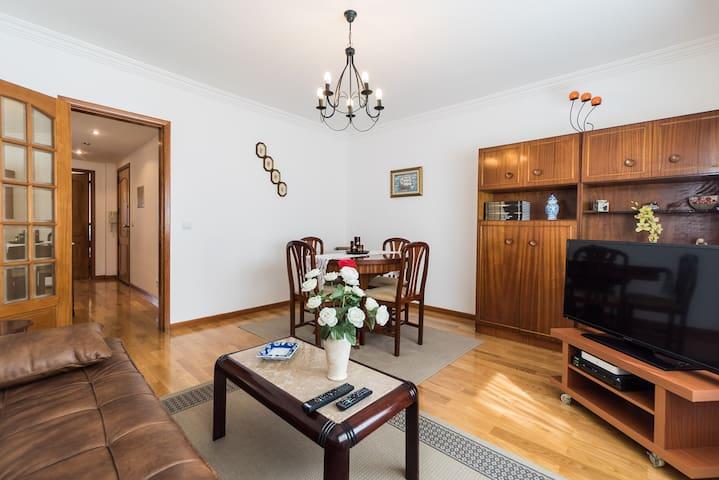 Cosy apartment in Belém/Lisboa