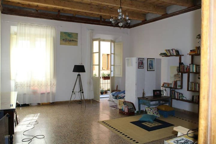 """A Casa""  in the center of Sassari - Sassari - Apartmen"