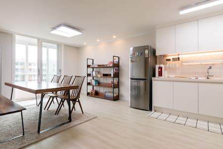 New!! Open!! Seoul Sweet Home / Room Pink - Mapo-gu - Apartemen