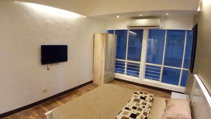 Cozy 1BR 484sqft Condo at the heart of Ortigas CBD