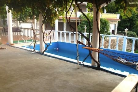 PRIVATE ROOM &BATH IN VILLA+POOL!!! - Dobra Voda - 別墅