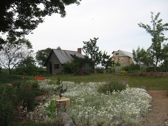 119 year old guesthouse on 20-acre homestead